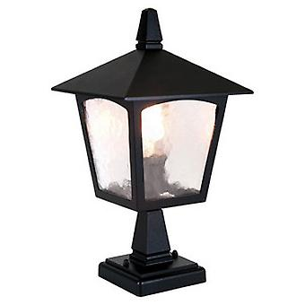 Traditional Outdoor Old English Style Pedestal Lantern IP44