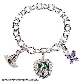Harry Potter Lumos Slytherin Charm armbånd