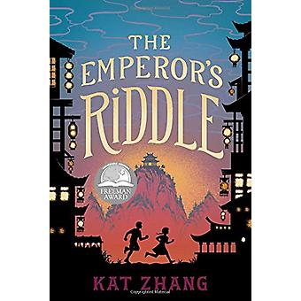 The Emperor's Riddle by Kat Zhang - 9781481478632 Book