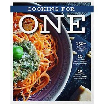 Cooking For one by Cooking For one - 9781604338133 Book