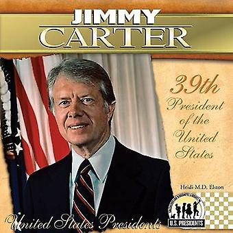 Jimmy Carter - 39th President of the United States by Heidi M D Elston