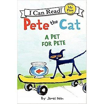 A Pet for Pete by James Dean - 9781627658188 Book