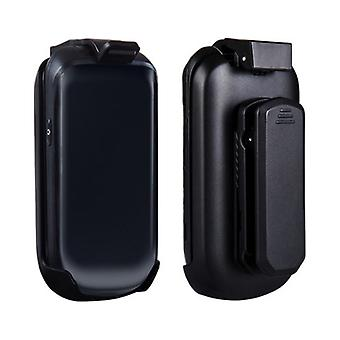 Verizon Form-Fitting Holster Belt Clip w/ Face-in Feature pour LG Revere 3 -Black