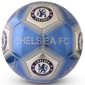 Chelsea Football Signature
