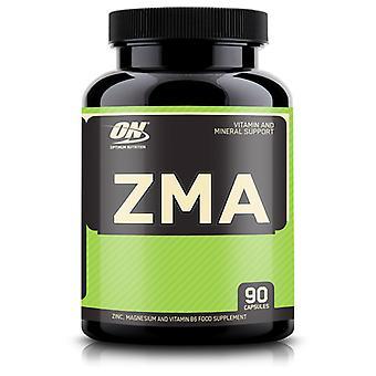 Optimum Nutrition ZMA Vitamine et amp; Supplément alimentaire minéral