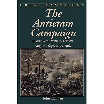 Antietam campagne: augustus-september, 1862