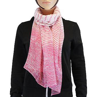 Scarf 100% Viscose dark pink