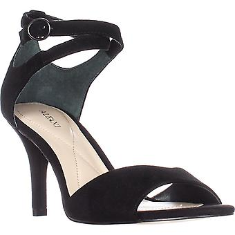 Alfani Womens Ginni Open Toe Special Occasion Ankle Strap Sandals