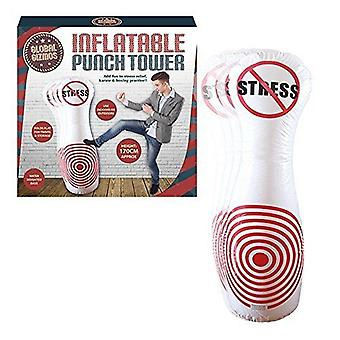 Inflatable Stress Punch Tower