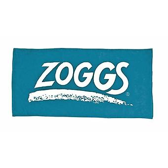 Zoggs Swim Towel - Blue