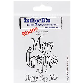 Indigoblu Cling Mounted Stamp 3