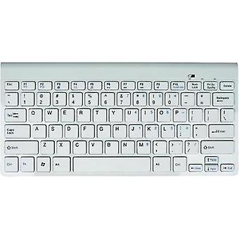 Bluetooth keyboard Gembird KB-BT-001-W-DE White