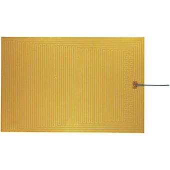 Heating foil self-adhesive 24 Vdc, 24 Vac 50 W IP rating IPX4 (L x W) 600 mm x 400 mm Thermo