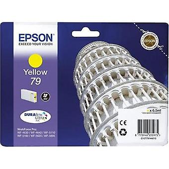 Epson Ink T7914, 79 Original Yellow C13T79144010