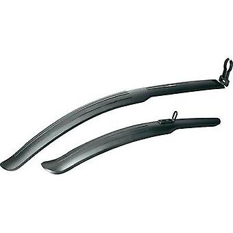 Bicycle mud guards Bicyle Gear 68304 Black