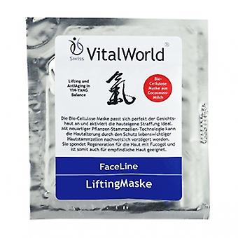 Swiss VitalWorld fleece lifting mask 1 pc.