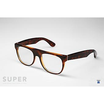 RetroSuperFuture Flat Top optische Classic Havanna