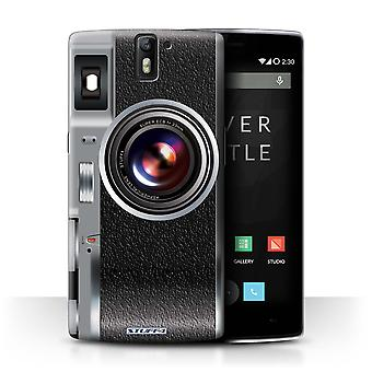 STUFF4 Case/Cover voor OnePlus One/Vintage/Camera