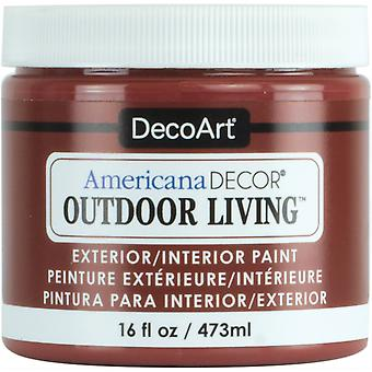 Americana Decor Outdoor Living Paint 16oz-Fire Pit ADOL16OZ-05-22
