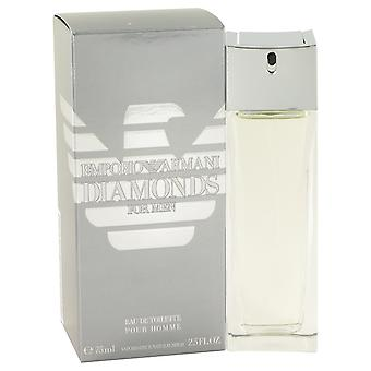 Emporio Armani Diamonds By Giorgio Armani Edt Spray 75ml