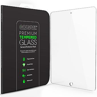 Caseflex iPad Air Air 2 Tempered Glass Screen Protector [Retina Display Compatible 0.2mm Thickness 9H Hardness Rating]