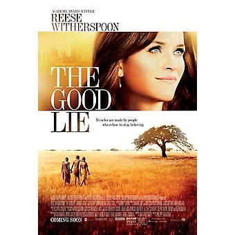 Bra Lie filmaffischen (11 x 17)