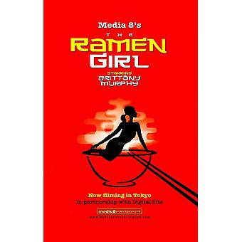 The Ramen Girl Movie Poster (11 x 17)