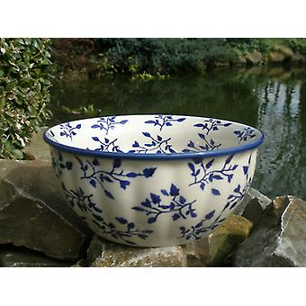 Waves edge Bowl, 2nd choice, Ø 20 cm, height 9 cm, yoga - BSN J-684