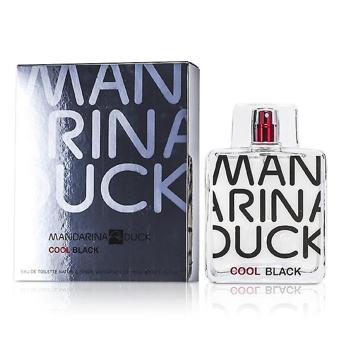 Mandarina Duck fresco negro Eau De Toilette Spray 100ml / 3.4 oz