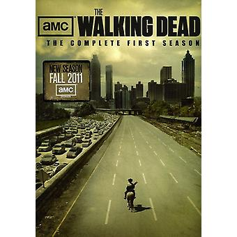 The Walking Dead: Komplet første sæson [2 Discs] [DVD] USA import