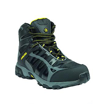 Amblers Safety FS36 Safety Stylish Soft Shell Hiker Mens Boots Lace Up Footwear