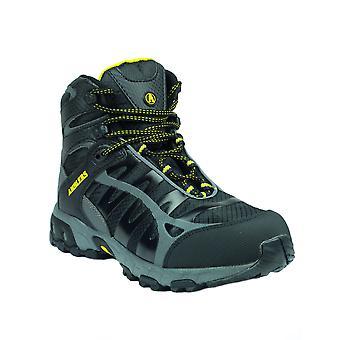 Gibt Sicherheit FS36 Sicherheit stilvolle Softshell Wanderer Herren Stiefel Lace Up Schuhe