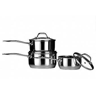Tenzo 3pc steelpan Set