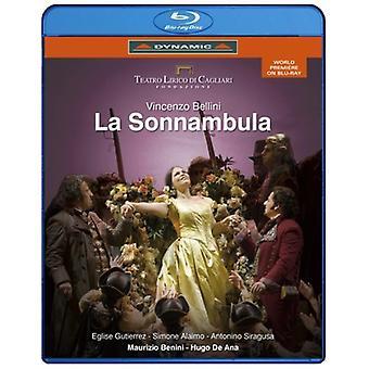 V. Bellini - La Sonnambula [BLU-RAY] USA import