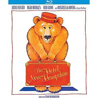 Importazione USA Hotel New Hampshire [Blu-ray]