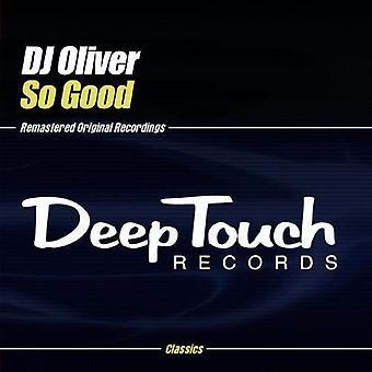 DJ Oliver - zo goed [CD] USA import
