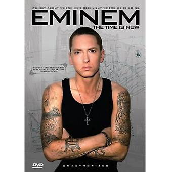 Eminem - Time Is Now: Unauthorized [DVD] USA import