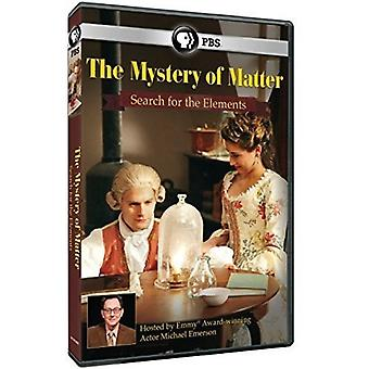 Mystery of Matter [DVD] USA import
