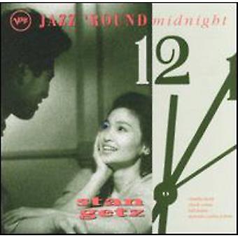 Stan Getz - Jazz ' Round Midnight [CD] USA import