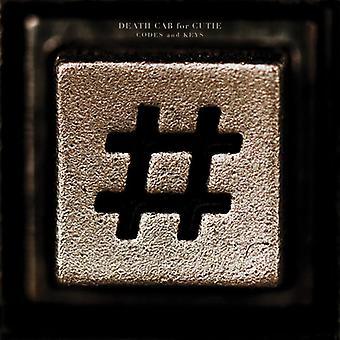 Death Cab for Cutie - koder & nøgler (LP) [Vinyl] USA importerer
