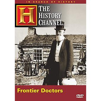 In Search of History: Frontier Doctors [DVD] USA import