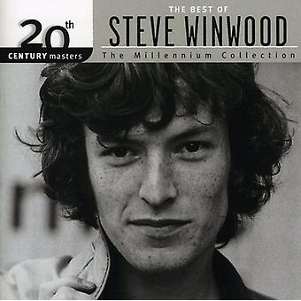 Steve Winwood - importazione USA Millennium Collection-20th Century Masters [CD]