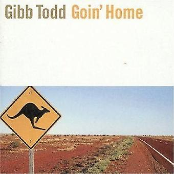 Gibb Todd - Goin ' hem [CD] USA import
