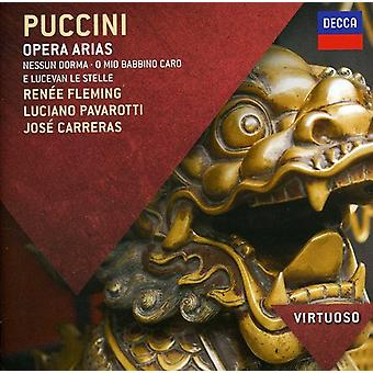 Puccini - Operaarior [CD] USA import