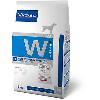 Virbac Veterinary HPM W2 Weight Loss & Control (Dogs , Dog Food , Veterinary diet)