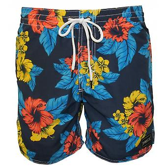 O'Neill PM Bondi Floral Swim Shorts, Blue/Green/Multi