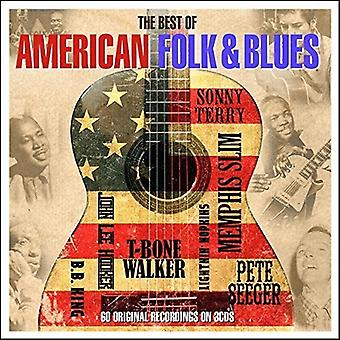 Best of American Folk & Blues - Best of American Folk & Blues [CD] USA import
