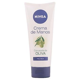 Nivea Hand Cream Olive Oil 100 Ml