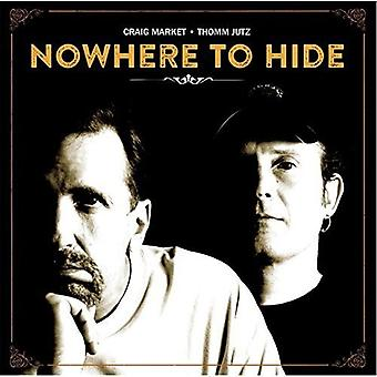Craig Market - Nowhere to Hide [CD] USA import