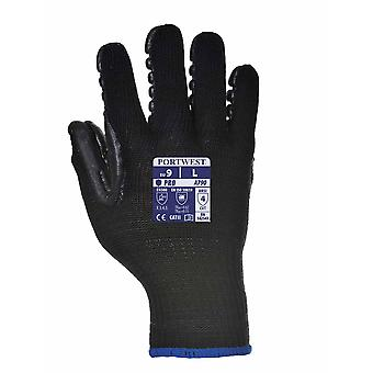 Portwest - Anti Vibration Glove One Pair Pack